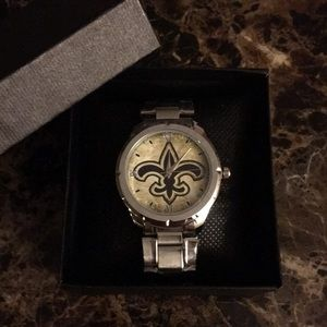 Accessories - 🆕New Orleans Saints Watch With Box